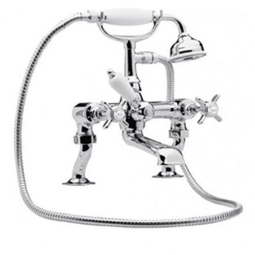 Eastbrook Beaumont Luxury Bath Shower Mixer Tap - Chrome